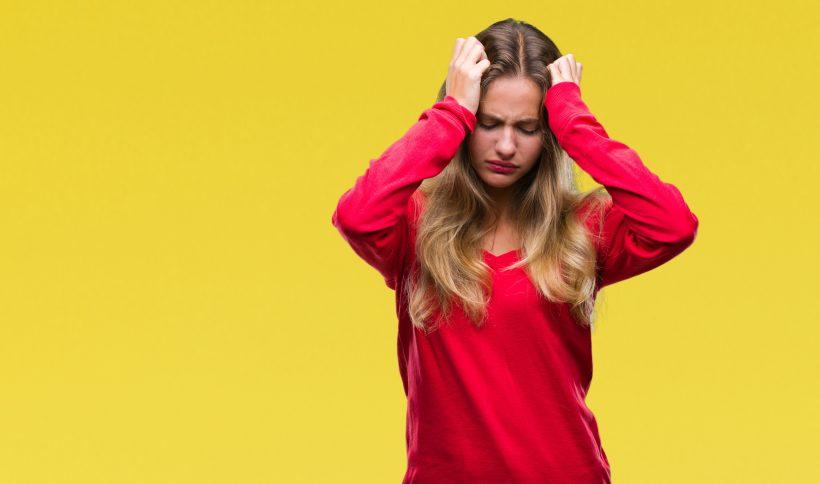 fot. Ból głowy – domowe sposoby skuteczne w dolegliwościach